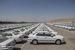 انبار ۸۰ هزار خودرو به بهانه لوازم تزئینی!