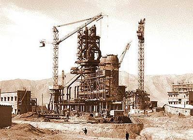 عصر فولاد چگونه در ایران آغاز شد؟