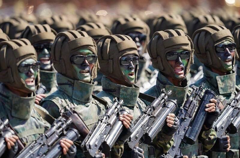 ۲۰۰ هزار کماندوی خطرناک کره شمالی با قابلیت انجام عملیات متقارن و نامتقارن