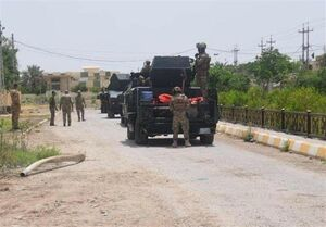 ۱۳ کشته در حمله مسلحانه داعش به پلیس عراق