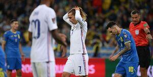 انتقاد بیرحمانه اکیپ از تیم ملی فرانسه؛ شما ناامیدکنندهتر از همیشه هستید +عکس