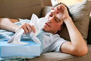 سرفههای خشک از علائم شایع بیماران بالغ کرونا