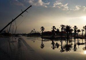 صدها هزار آمریکایی با گذشت یک هفته از طوفان «آیدا» هنوز در تاریکی به سر میبرند