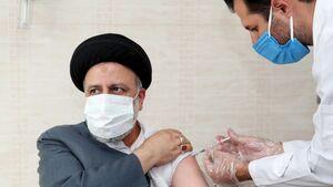رئیس جمهور دوز دوم واکسن ایرانی برکت را دریافت کرد