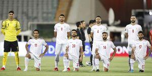 دیدار تیم ملی فوتبال کشورمان با عراق تحت تدابیر شدید کرونایی +عکس
