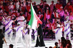 مشعل پارالمپیک شانزدهم خاموش شد +عکس