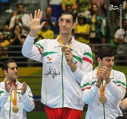 پسری که با وجود خجالت از فیزیکش، قهرمان پارالمپیک شد +عکس