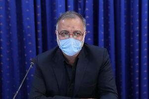 عکس/ شهردار تهران در جلسه هیات دولت