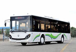 تولید ۲۱۰ دستگاه اتوبوس از ابتدای امسال