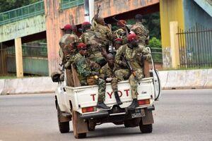 کودتا در گینه؛ مرزهای هوایی و زمینی مسدود شدند