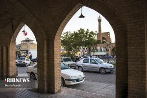 عکس/ نگاهی به بازار سنتی سمنان