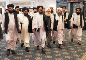 فیلم/ جزئیات جنجالی از اولین دولت طالبان