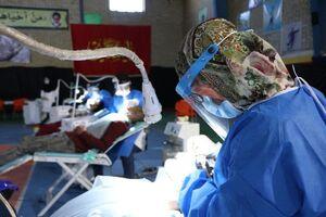 خدمات درمانی رایگان دندانپزشکان برای زندانیان بیرجند +عکس