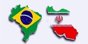 تجارت ایران و برزیل رو به افزایش است