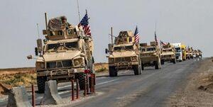 انهدام کاروان لجستیک آمریکا در عراق