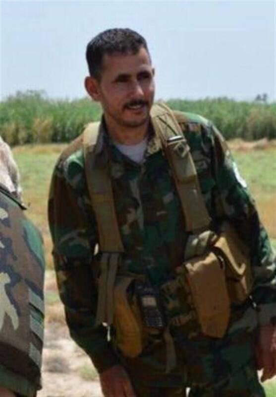 فرمانده عملیات الجزیره الحشدالشعبی به شهادت رسید