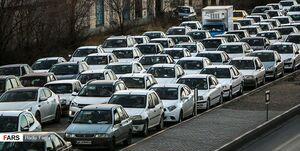 پرترافیکترین معابر پایتخت کجاست؟