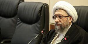 آیتالله آملی لاریجانی درگذشت برادر همسر رهبر انقلاب را تسلیت گفت
