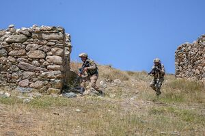 وزیر دفاع ترکیه: پایان پکک نزدیک است
