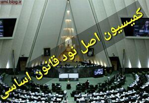 گزارش نحوه اجرای قانون اقدام راهبردی توسط سازمان انرژی اتمی تصویب شد