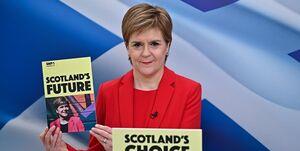 گام مجدد اسکاتلند برای جدایی از انگلیس با برگزاری همهپرسی
