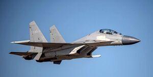 محک پدافند تایوان از سوی «سوخو-۳۰» و «جی-۱۶» نیروی هوایی چین