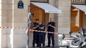 سرقت از یک جواهرفروشی در نزدیکی وزارت دادگستری فرانسه