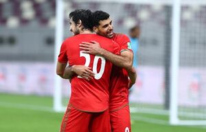 پیروزی مقتدرانه ایران برابر عراق/ ادامه شکست ناپذیری تیم اسکوچیچ +فیلم و عکس و جدول