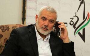 تبریک هنیه به مناسبت آزادی اسرای فلسطینی