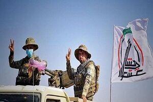 موفقیت حشدالشعبی در دستگیری دو عنصر کلیدی داعش
