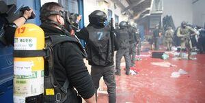 اسرای فلسطینی زندان«نقب»، سلولها را به آتش کشیدند