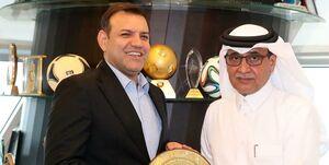 همکاری فدراسیون ایران با قطر در جام جهانی