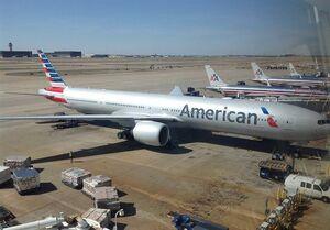خلبانان خطوط هوایی آمریکا دست به اعتصاب میزنند