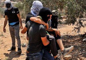 درگیری شدید بین نظامیان صهیونیست و فلسطینیان در قدس و کرانه باختری