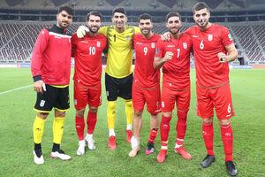 ۲مهاجم ایران نامزد برترین بازیکن هفته آسیا