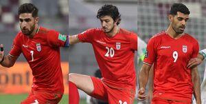 تمجید AFC از خط حمله تیم ملی