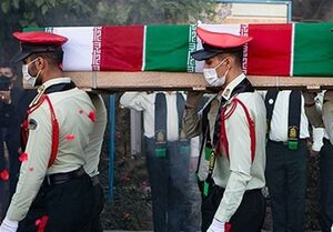 جزئیات تشییع پیکر مطهر مامور شهید ناجا در خمین اعلام شد