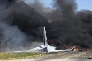 چهار کشته بر اثر سقوط هواپیما در جورجیای آمریکا +عکس