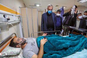 عکس/ سفر وزیر بهداشت به استان زنجان