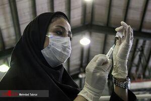 ابراز امیدواری برای اتمام واکسیناسیون ظرف ۳ ماه آتی