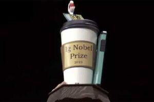 عجیبترین تحقیقات دنیا برنده جایزه ایگ نوبل شدند