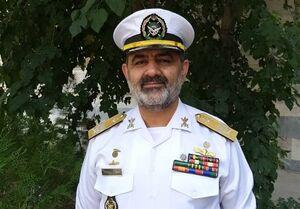 """حضور ارتش در """"اقیانوسها و دریاها"""" پایدارتر میشود/ با تمام توان از منافع ملی ایران حراست میکنیم"""