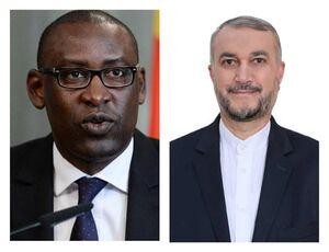 تبریک وزیر خارجه مالی به امیرعبداللهیان