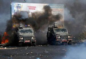 زخمی شدن ۴۰ فلسطینی به دست نظامیان صهیونیست