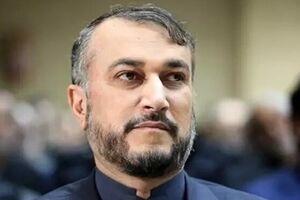امیرعبداللهیان درگذشت حاج حیدر رحیم پور ازغدی را تسلیت گفت - کراپشده