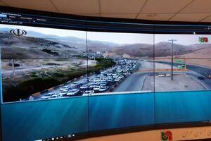 آخرین وضعیت ترافیک در ورودیهای پایتخت