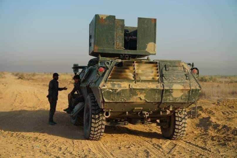 تحرکات خطرناک برای قطع ارتباط مرکز به شمال عراق/ آیا تروریست ها به اهداف خود در «سامراء و طارمیه» خواهند رسید؟ + نقشه میدانی و عکس