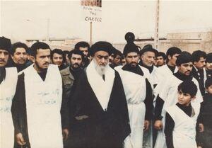آیت الله مدنی انقلاب اسلامی