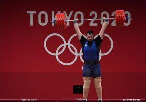 تصمیم عجیب نایب قهرمان المپیکی ایران