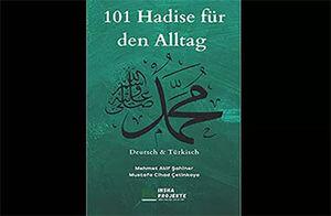 ۱۰۱ حدیث پیامبر(ص) برای زندگی روزمره در آلمان منتشر شد